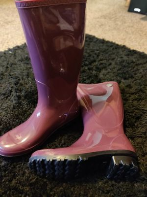 Ugg rain boots for Sale in Cincinnati, OH