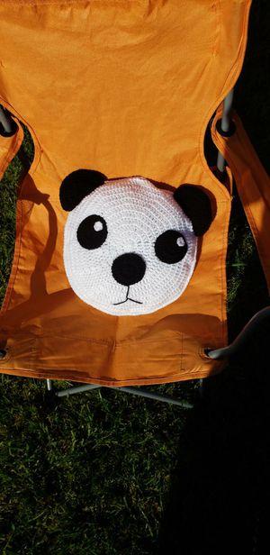 Crochet panda pillow for Sale in Pico Rivera, CA