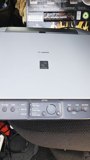 Canon MP160 used but like new. for Sale in Smyrna, TN