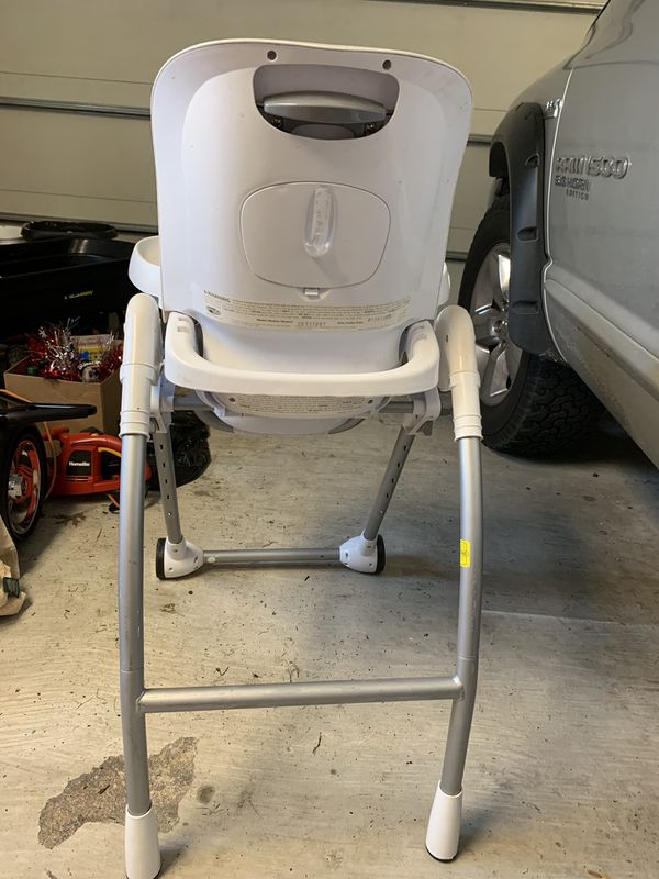 Evenflo High Chair including booster seat