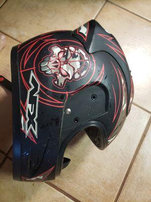 Lorge motorcycle helmet crash helmet for Sale in West Palm Beach, FL