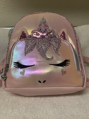OMG! Pink Unicorn Heart Miss Gwen Mini Backpack for Sale in Nashville, TN