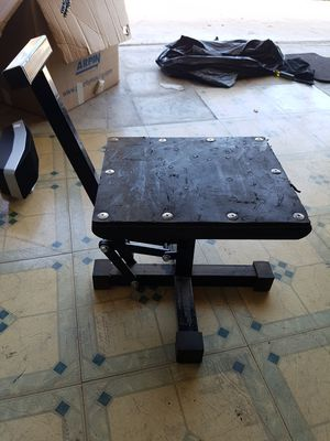Motorcycle lift stand for Sale in US