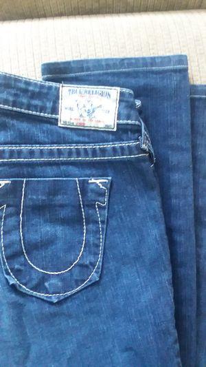 True religion Jean's women size 27 for Sale in Eldersburg, MD