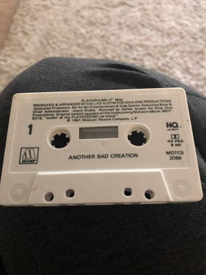 Another bad creation cassette for Sale in Sloughhouse, CA