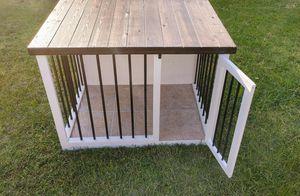 Custom Dog Crate/kennel for Sale in Menifee, CA