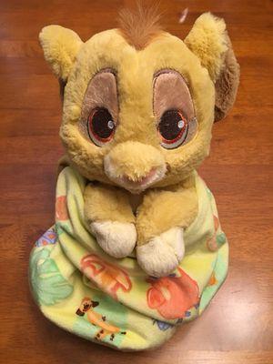 Disney Simba Stuffed Animal for Sale in Northglenn, CO