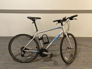 Grey Trek FX1 Hybrid Road Bike for Sale in Atlanta, GA