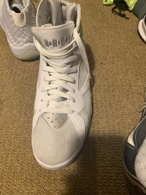 Jordan 7s pure money for Sale in Portland, OR