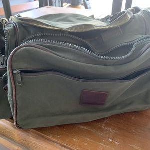 Lands End Green Duffle Bag for Sale in Harrisonburg, VA