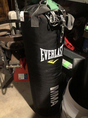 Everlast Punching Bag 100lb $80 OBO for Sale in La Mesa, CA