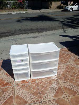 Plastic organizers for Sale in El Monte, CA