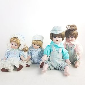 Lot of 4 Marian Yu Designs Collectible Dolls (1022514) for Sale in South San Francisco, CA
