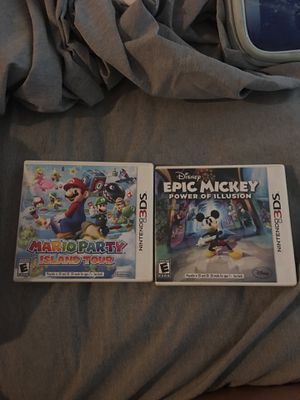 Nintendo 3DS games for Sale in Federal Way, WA