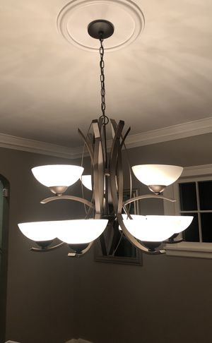 Dining room chandelier for Sale in Lakewood, OH