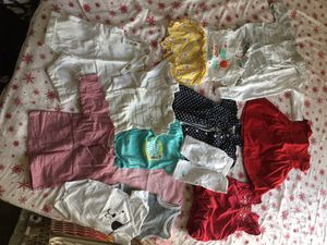 Baby clothing size 6 months for Sale in San Diego, CA