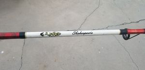 Shakespeare fishing rod for Sale in Long Beach, CA