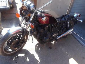 82 Honda CB900 for Sale in Houston, TX