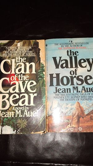 Jean M. Auel for Sale in KINGSVL NAVAL, TX