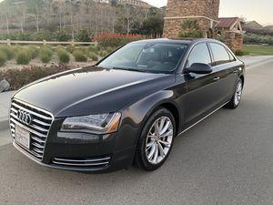 2012 Audi A8 L for Sale in Grand Terrace, CA