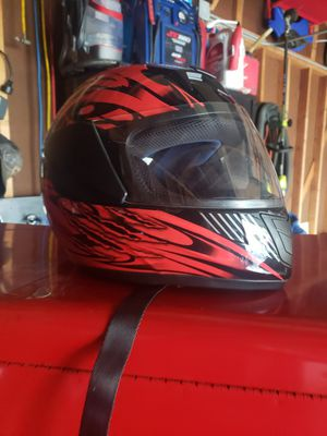 Kids motorcycle helmet DOT for Sale in Euclid, OH