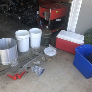 Entire Brewing And Bottling Setup for Sale in Lakeside, CA