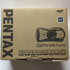 Pentax Optio WG-1 GPS Digital Camera for Sale in Port St. Lucie, FL
