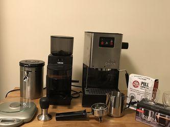 Gaggia Classic Espresso Full Setup for Sale in Somerville,  MA