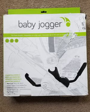 Baby jogger car seat adapter for City Premier/City Select/City Select LUX for Sale in Carmichael, CA