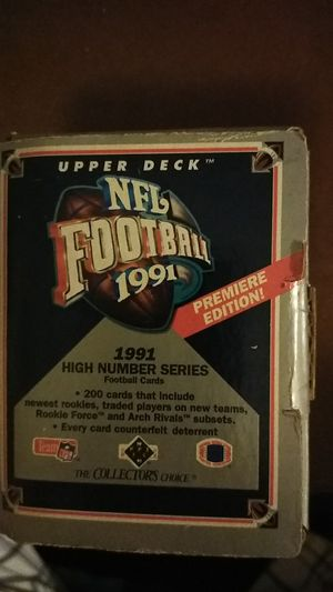 Football Collectors cards for Sale in Jacksonville, FL
