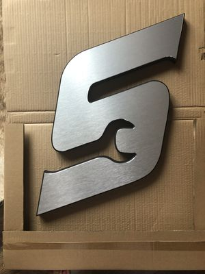 Snap On Tools S 13x20 Wall sign for Sale in Union Hall, VA