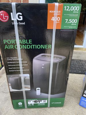 Brand New LG portable AC unit!! for Sale in Bowie, MD