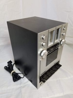 FOR PARTS AND OR MAINTENANCE ONLY Audiologic By Randix TCD-25 DOLBY SYSTEM Stereo Cassette Player Deck Recorder Retro Vintage VU NR Bias for Sale in El Cajon, CA