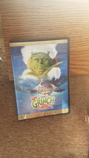 Dr. Seuss' How The Grinch stole Christmas DVD for Sale in Poway, CA