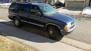 2000 Chevy blazer Lt 4x4 for Sale in Aurora, CO