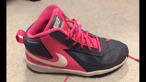 Size 5.5 Youth Nike Hightop Basketball Shoes. for Sale in Henderson, KY