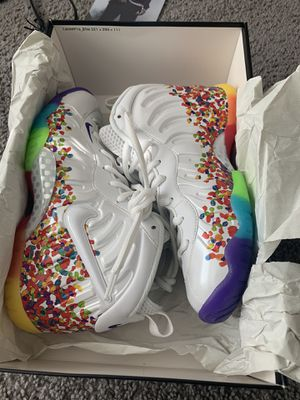 Nike foamposite 4.5 fits 5 Gs $140obo for Sale in Atlanta, GA