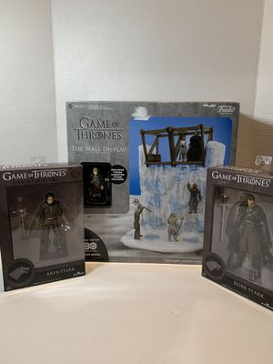 Funko Game of Thrones Lot! for Sale in Reno, NV