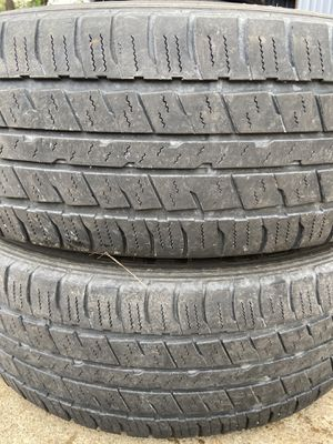 Two 235-60-R18 tires for Sale in Nellysford, VA