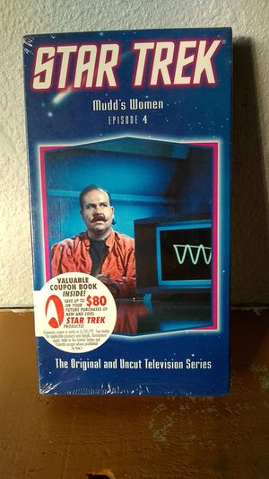 Star Trek VHS for Sale in Tracy, CA