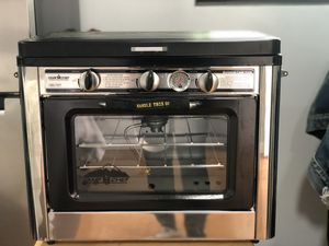 Camp Chef Oven and Stove for Sale in Carson, CA