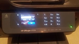 HP OfficeJet 6500A Printer for Sale in Hawthorne, CA
