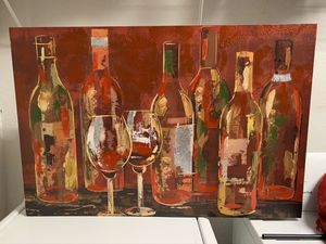 Wine Painting for Sale in Palm Beach Gardens, FL