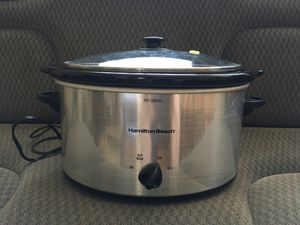 Brand New Large slow cooker for Sale in Gardena, CA