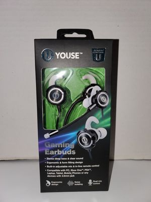 Gaming headphones with mic for Sale in Las Vegas, NV
