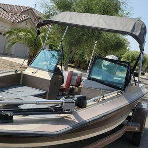 Bass Boat Ski .1985...mercury 150 H.P. for Sale in Glendale, AZ