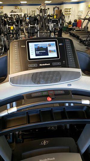 Current model Nordictrack commercial 1750 treadmill for Sale in Glendale, AZ