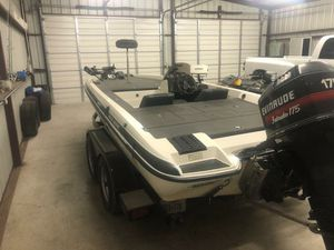 Lake ready 19 foot javelin for Sale in Paradise, TX