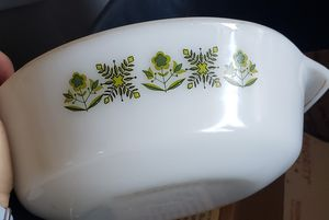 vintage Pyrex dish bowl bakeware for Sale in Moreno Valley, CA