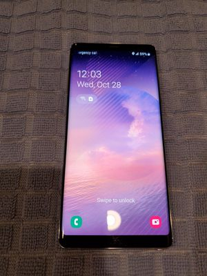 SAMSUNG GALAXY NOTE 8 - 64GB (Unlocked) - Used for Sale in San Jacinto, CA